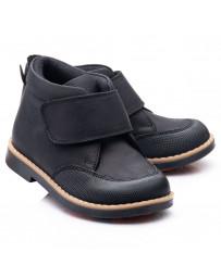 Ортопедические ботинки Theo Leo 817 р. 18-30 Черные