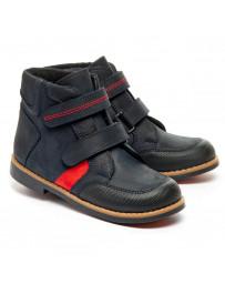 Ортопедические ботинки Theo Leo 1379 р. 21-30 Синие