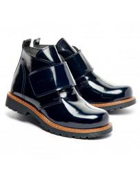 Ортопедические ботинки Theo Leo 1380 р. 27-35 Синие