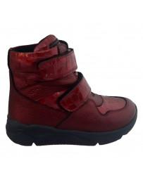 Ортопедические ботинки Perlina 107RED р. 31-36 Красный