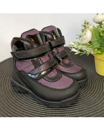 Зимние ботинки Minimen 15FIOLET21 р. 21-36 Фиолетовый