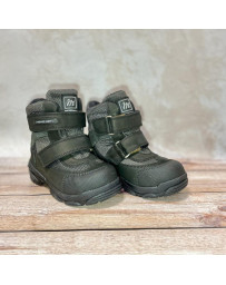 Зимние ботинки Minimen 15BLACK21 р. 21-36 Черный