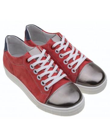 Кеды «Стейси» на шнуровке