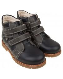 Демисезонные ботинки на флисе 208