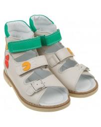 Босоножки «Хайди» для девочек, детская ортопедическая обувь
