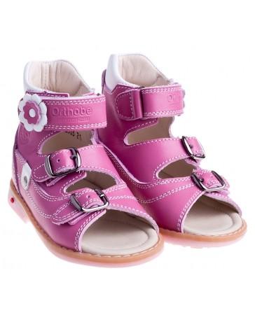 Босоножки  003 лечебная ортопедическая обувь для девочек
