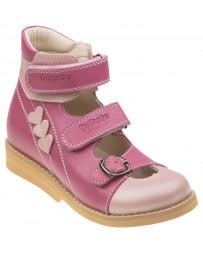 Туфли 010 AV   для лечения косолапости, антиварус, ортопедическая обувь для детей