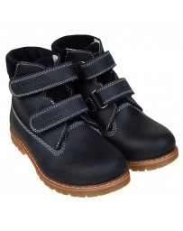Ботинки 209  ортопедические, зимние для мальчиков