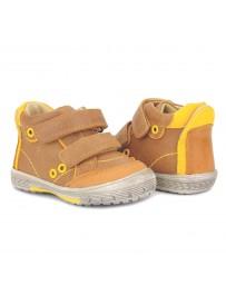 Детские ортопедические ботинки Memo Nodi коричневые
