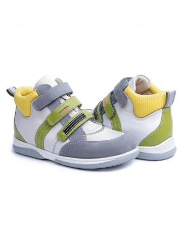 Ортопедические кроссовки для детей Memo Polo белые