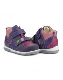Ортопедические кроссовки для детей Memo Polo Junior фиолетовые