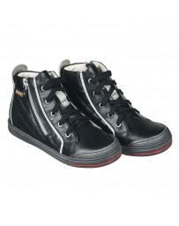 Ортопедические кроссовки для девочек Memo New York черные