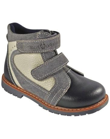 Ботинки ортопедические 4Rest-Orto 06-524 серые