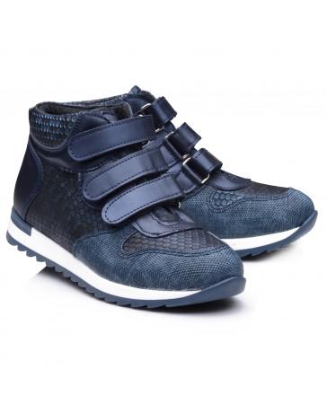 Ортопедические кроссовки Theo Leo RN846 р. 31-39 Синие