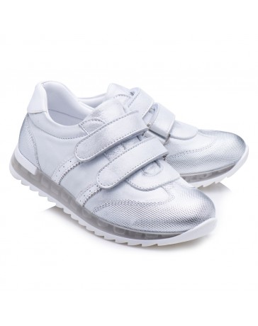 Ортопедические кроссовки Theo Leo RN871 р. 25-33 Белые