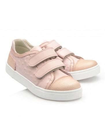 Ортопедические кроссовки-мокасины Theo Leo RN927 р. 31-38 Розовые