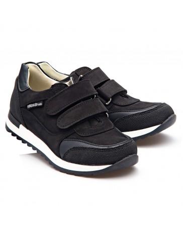 Ортопедические кроссовки Theo Leo RN926 р. 31-40 Черные