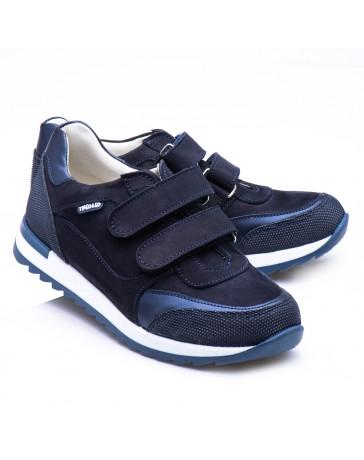 Ортопедические кроссовки Theo Leo RN876 р. 26-40 Синие