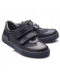 Ортопедические кроссовки Theo Leo 768 р. 28-40 Черные