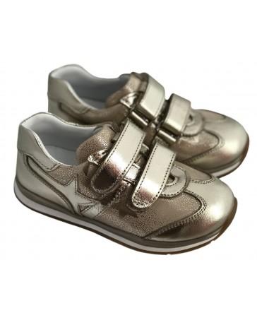 Ортопедические кроссовки Perlina 4.003 р. 21-25 Золото