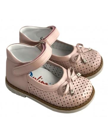 Ортопедические туфли Perlina 103.001 р. 26-30 Пудра