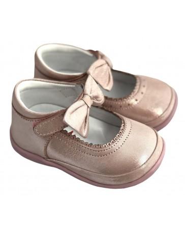 Ортопедические туфли Perlina 65.001 р. 18-21 Пудра