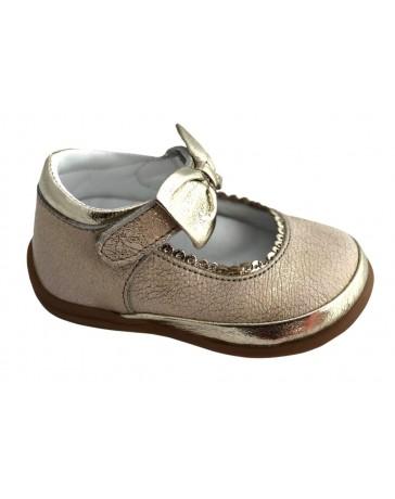 Ортопедические туфли Perlina 65GOLD р. 18-21 Золотые