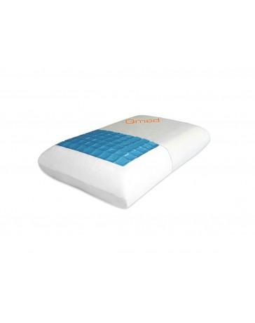 Ортопедическая подушка с гелем Qmed Comfort Gel Pillow