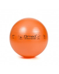 Фитбол, гимнастический мяч Qmed ABS Gym Ball 25 см