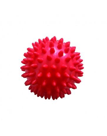 Массажный мяч 9 см, красный Qmed Massage Balls