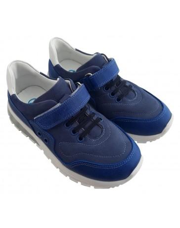 Ортопедические кроссовки Perlina 105GOL1LIP р. 31-36 Синие