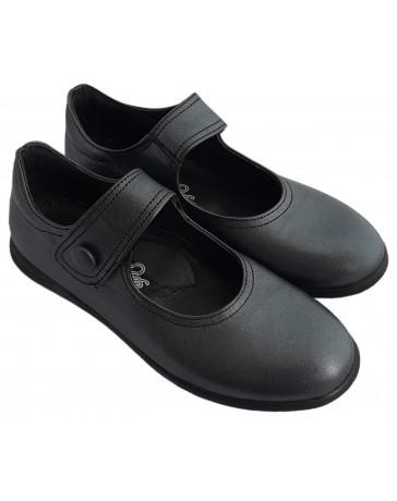 Ортопедические туфли Perlina 28SERIY р. 31-36 Серый перламутр