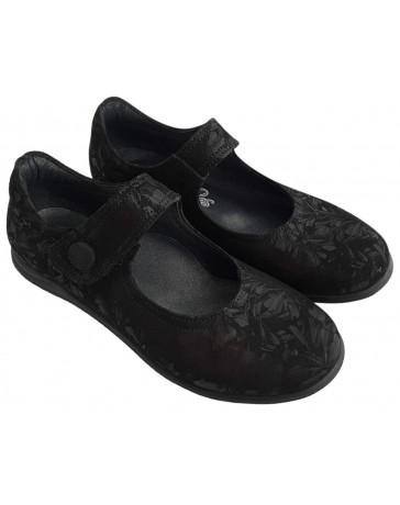 Ортопедические туфли Perlina 28PRINT р. 31-36 Черный