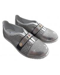 Ортопедические туфли-кроссовки Perlina 104DIRSTAR р. 31-36 Серебро