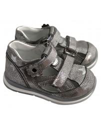 Ортопедические туфли Perlina 101.001 р. 26-30 Серебристый