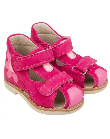 Босоножки детские «Дебби» с закрытым носком, для девочки