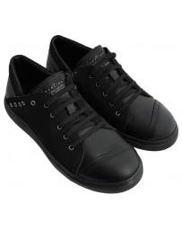 Ортопедические туфли-кеды Perlina 48SHNUR р. 37-39 Черный