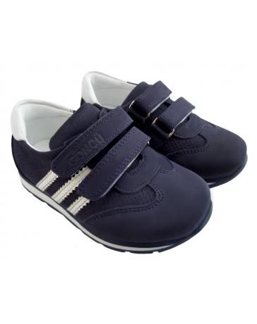 Детские ортопедические кроссовки Gonka 52SINIYBPOL р. 21-30 Синие
