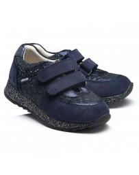 Ортопедические кроссовки Theo Leo RN973 р. 26-39 Темно-синие