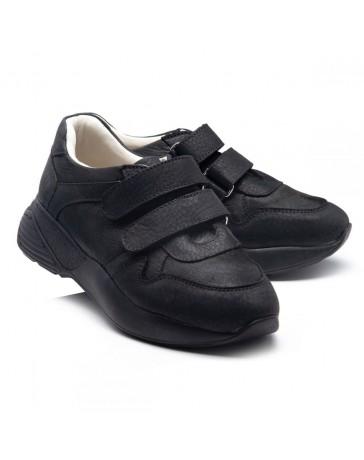 Ортопедические кроссовки Theo Leo RN977 р. 31-40 Черные