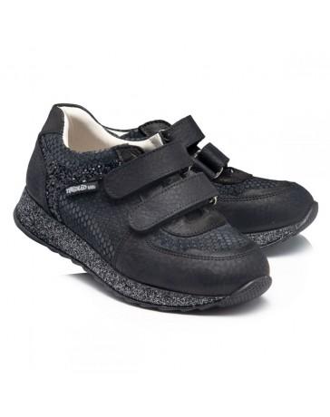 Ортопедические кроссовки Theo Leo RN965 р. 28-39 Черные