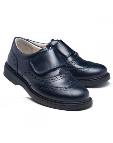 Ортопедические туфли Theo Leo RN978 р. 31-40 Темно-синие