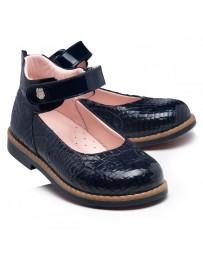 Ортопедические туфли Theo Leo RN943 р. 28-35 Темно-синие