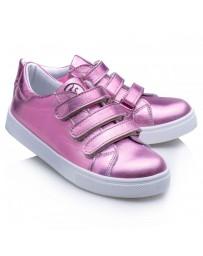 Ортопедические кроссовки Theo Leo RN878 р. 26-36 Розовые