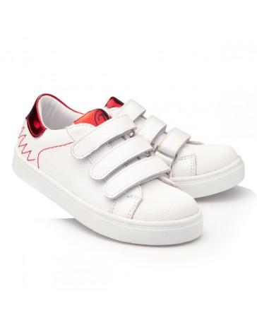 Ортопедические кроссовки Theo Leo RN911 р. 26-36 Белые