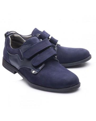 Ортопедические туфли Theo Leo RN746 р. 31-40 Синие