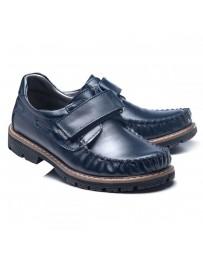 Ортопедические туфли Theo Leo 957 р. 31-40 Синие