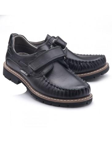 Ортопедические туфли Theo Leo 782 р. 31-40 Черные