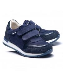 Ортопедические кроссовки Theo Leo 968 р. 26-40 Синие
