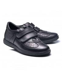 Ортопедические туфли Theo Leo 985 р. 31-40 Черные